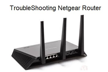 troubleshoot and fix a Netgear router