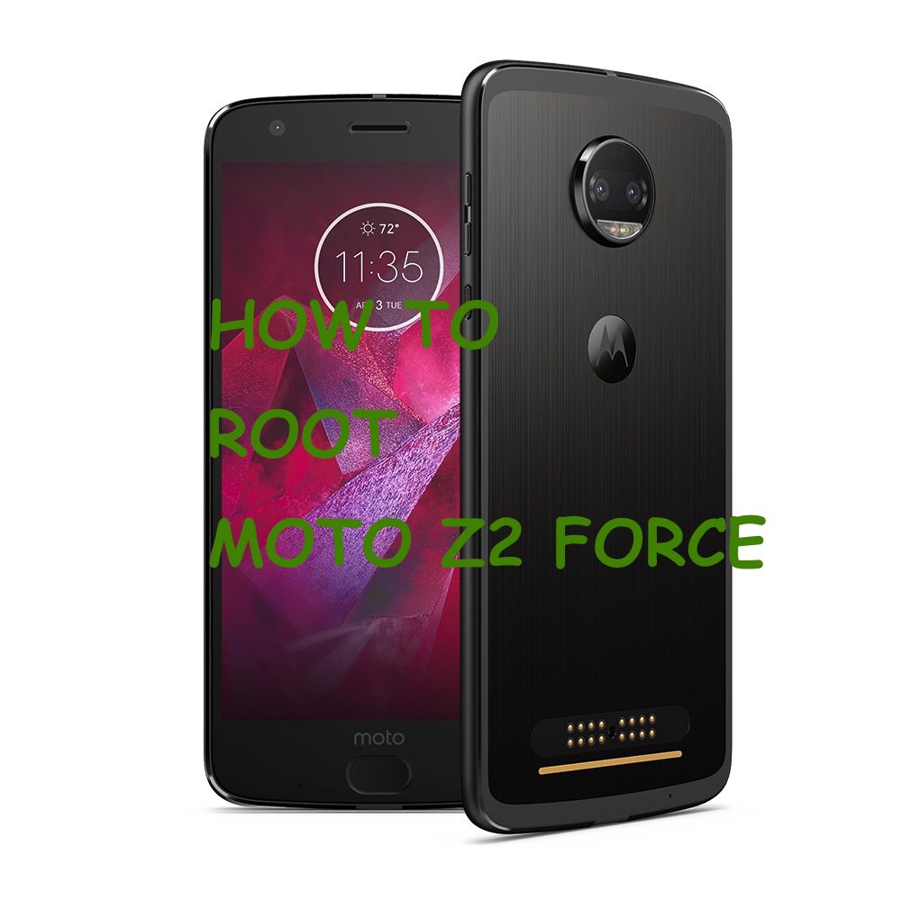 moto z2 force root